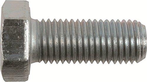 M16 Metric Coarse 10.9 Grade Self Colour Part Threaded Hex Bolts DIN931