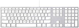 Apple Keyboard with Numeric Keypad - English (MB110LL/B)