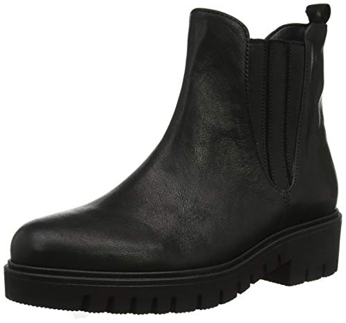Gabor Shoes Damen Comfort Sport Stiefeletten, Schwarz (Schwarz (Micro) 27), 41 EU