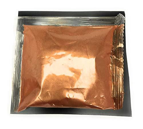 Metallic Pulver essbare Farbe je 5g (rotgold)