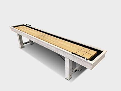 Playcraft Montauk Shuffleboard Table, 12'