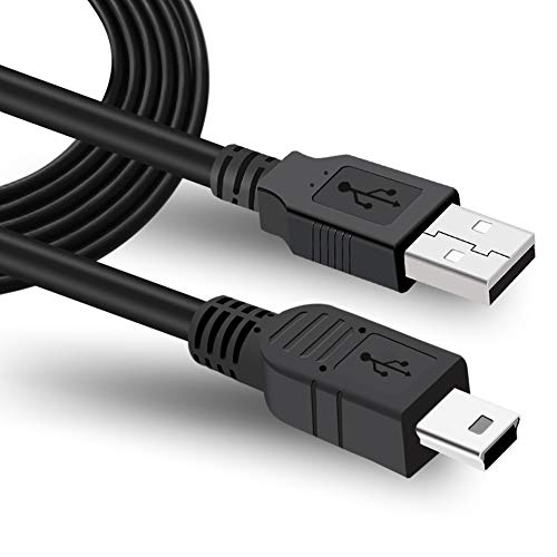 Camera USB Cable,2Pack 6FT SCOVE...