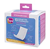 Tigex 80890556 - Pack 10 compresas maternidad