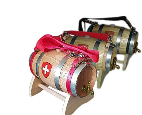 Botte Botti San Bernardo 1 litro Rubinetto Ottone