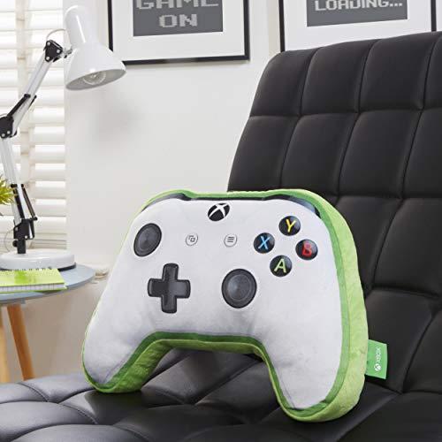 Coco Moon Xbox Green Sphere Gaming Streukissen Kissen Original Xbox Merchandise