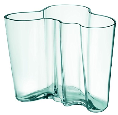 Iittala 005573 Aalto Vase 160 mm, wassergrün
