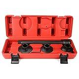 Chiave a tirante, strumento universale di rimozione della chiave a tirante 4Pcs Track Rod End Remover Strumento di installazione Strumento di rimozione dei giunti Kit di attrezzi per garage