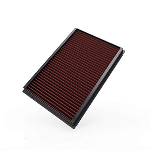 K&N Engine Air Filter: High Performance, Premium, Washable, Replacement Filter: 1992-2011 Ford/Lincoln/Mercury V8 (Crown Victoria, Town Car, Grand Marquis), 33-2272