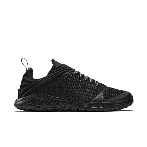 Nike Air Jordan Flight morbide Sportivo Scarpe da Ginnastica da Uomo 654268 Scarpe da Tennis - Nero Nero Nero 005, 7 UK/41 EU/8 US