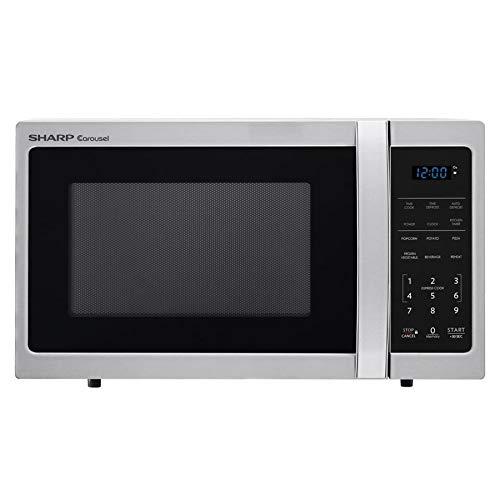 Sharp 0.9-cu ft 900-Watt Countertop Microwave