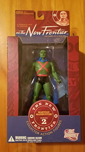 Diamond Comic Distributors New Frontier Series 2 - Martian Manhunter