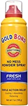 Gold Bond Fresh Powder Sp Size 7oz, Pack of 4