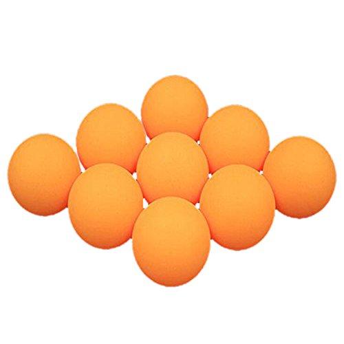 Buy Vaorwne 50 pcs 40 mm Table Tennis Training Balls, Pong Balls, Yelow/White Random