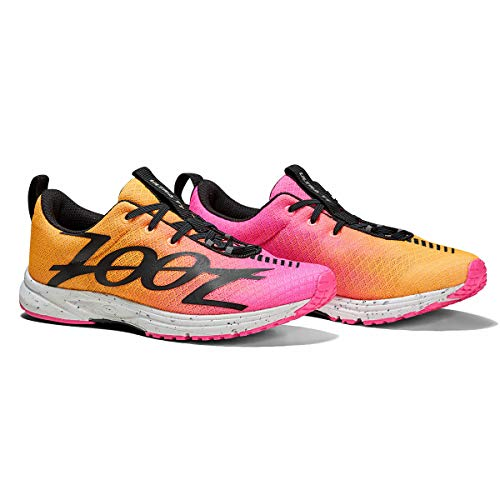 Zoot Frauen Laufschuh W Ultra TT Fade Leichter Triathlon Laufschuh mit Schnell-Einstiegshilfe und Entwässerungslöchern Größe US 9 / EU 40,5