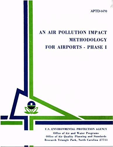 Air Pollution Impact Methodology for Airports: Phase I (English Edition)
