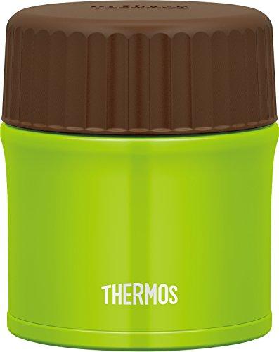 サーモス 真空断熱スープジャー 300ml グリーン JBU-300 G