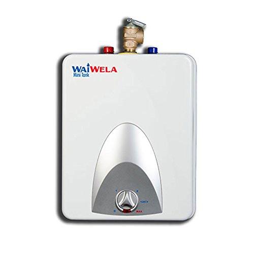 WaiWela WM-2.5 Mini Tank Water Heater, 2.5-Gallon