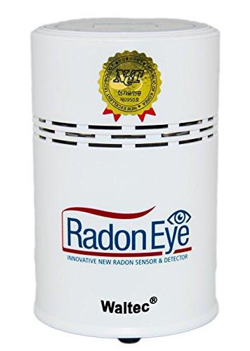 RadonSTOP® | RadonEye-Set | + USB Kabel + deutsche Anleitung + Radon Messtipps + HandyAPP + Zertifikat | Radon Eye | RD200 Radonmessgerät - Das Profigerät für Ihr Zuhause !