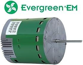 Evergreen CECOMINOD073162 GE • Genteq 1/3 HP 230 Volt Replacement X-13 Furnace Blower Motor