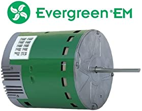 GE • Genteq Evergreen 3/4 HP 230 Volt Replacement X-13 Furnace Blower Motor