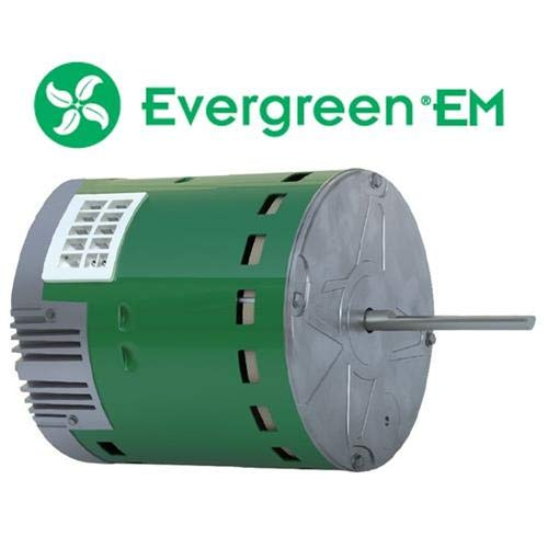 1/5 HP, 208-230V Evergreen OM 6301 Motor - PSC Replacement