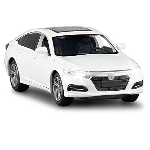 GYXY modellauto 1:32 Für AC-Kordel Modell Druckguss-Modell Sound Und Lichtauto Kinderspielzeug Diecast Modell Spielzeugauto (Color : 3)