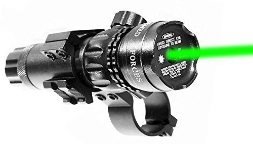 Review Of Mossberg Maverick 88 Pump Green Sight with Mount, Class IIIA 635nM Less Than 5mW, Single Rail Mount.