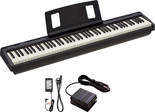 Find Bargain Roland 88-Key Entry-Level Digital Piano, Black (FP-10-BK)