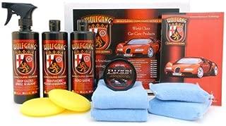Wolfgang Fuzion Estate Wax Mini Connoisseurs Kit