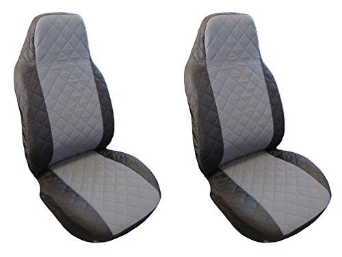 Baumwoll Universell Sitzbezüge SHIRT Schwarz Volvo XC60 Schonbezüge