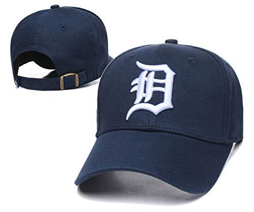 Adult Men & Women Baseball Cap, Adjustable All-Star Baseball Hat (Tigers)
