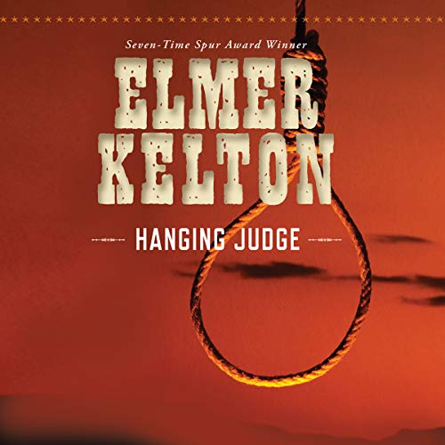 Hanging Judge audiobook cover art