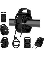 LICHIFIT Kit de montaje universal para manillar de bicicleta Garmin Forerunner GPS Watch TomTom Polar Suunto GPS Relojes deportivos