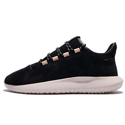 adidas Tubular Shadow, Scarpe da Ginnastica Basse Unisex-Adulto, Nero (Core Black/core Black/clear Brown), 44 2/3