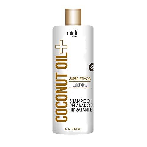Coconut Oil Shampoo Reparador Hidratante, Widi Care