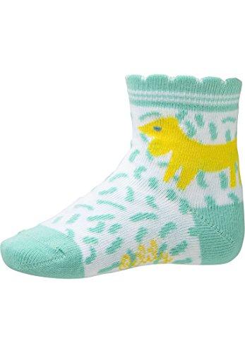 Oilily Socken Muggle grün für Mädchen YS18GTI212