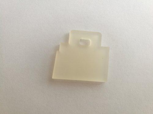 Lösemittelbeständige Wischblätter für Mimaki JV3 Drucker DX4 Köpfe 10PC Verpackt