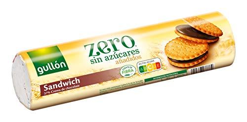 Galletas Gullón Diet Nature Sandwich Choco Sin Azúcares 250gr