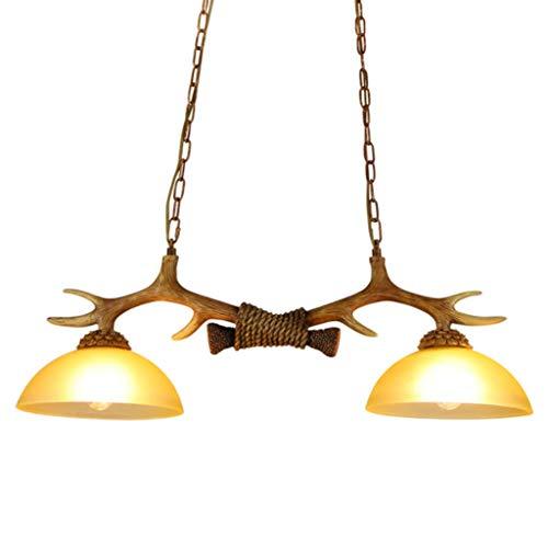 Lampada A Sospensione Antlers Ristorante Lampadario A Bracci Seilampe Antica Lampada A Sospensione Lampada A Sospensione Da Tavolo Islanda Luce Di Corna Lampada Del Corridoio Industriale Retrò