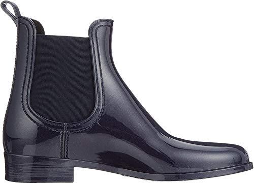 Lemon Jelly Damen Comfy Chelsea Boots, Blau (Metal Blue 18), 42 EU