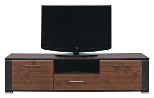 Lowoard Naomi NA1 Tv Schrank Unterschrank Fernseheschrank mit 2 Türen und 1 Schublade