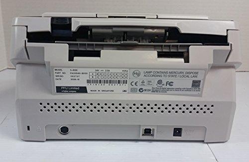 Fujitsu Fi 6130 Duplex Document Scanner Photo #3