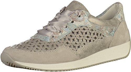 ARA 12-34020 G Damen Sneakers Sasso,AQU/Zin, EU 42,5