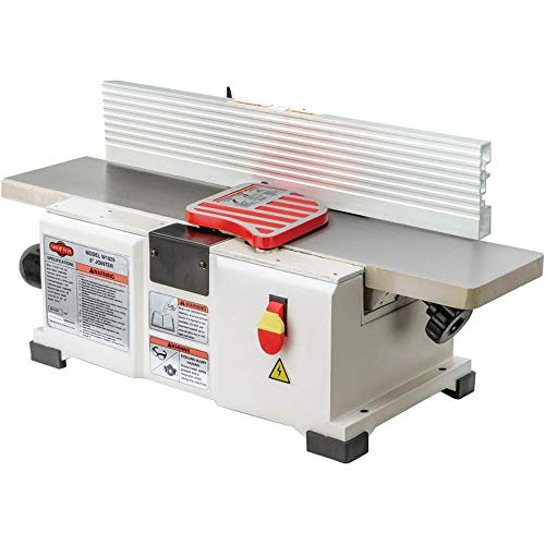 Great Deal! Shop Fox W1829 Benchtop Jointer, 6-Inch