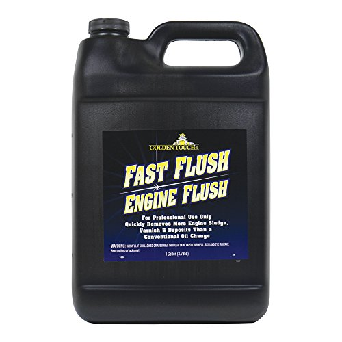 Golden Touch 1698 Fast Flush Engine Flush - 128 fl. oz.
