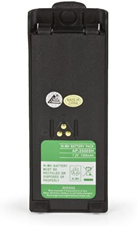 NTN7144 Battery for Motorola HT1000 MTS2000 MT2000 Radio 7 2v 1300mah ExpertPower product image