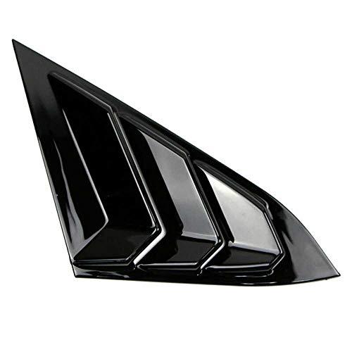 LKJsagd Auto Dreieckige Fensterabdeckung, Fit für Honda Civic Limousine 2016-2020