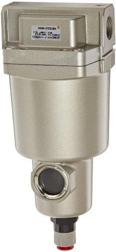 SMC amg350C-n04C separador de agua, N.C. Auto drenaje, 1.500L/min,...