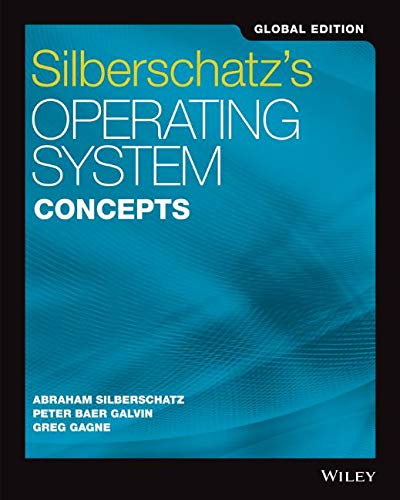 Silberschatz's Operating System Concepts: Global Edition