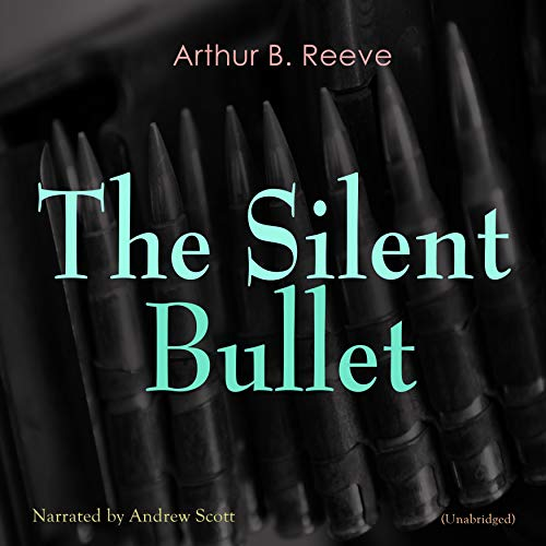 The Silent Bullet audiobook cover art